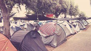 מחאת האוהלים 2011