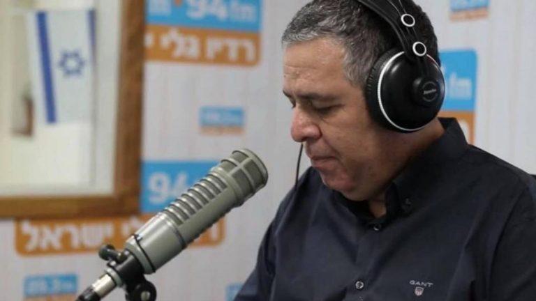 אלי ציפורי, רדיו גלי ישראל